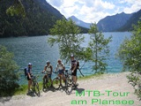 MTB-Tour am Plansee